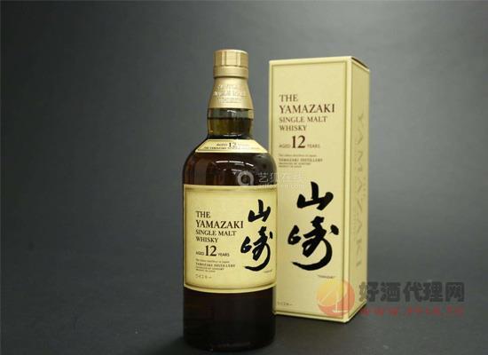 山崎威士忌怎么卖?山崎威士忌12年多少钱