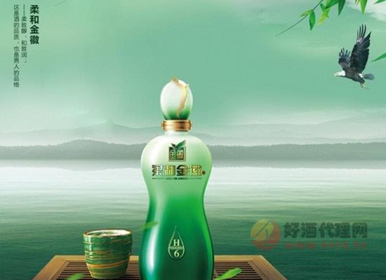 丝路明珠,金徽鏖战群雄,成为绿公司指定用酒