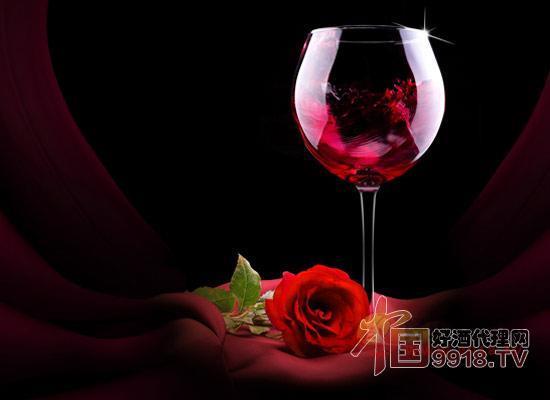 和阗花拾玫瑰香葡萄酒