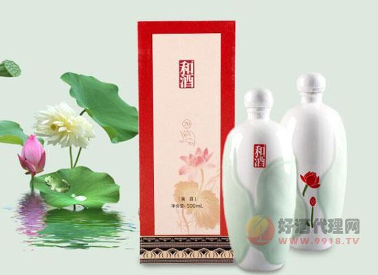 上海和酒是什么酒?适合做礼品酒吗?