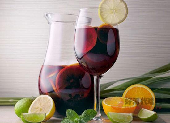 桑格利亞雞尾酒好喝嗎,有什么與眾不同的特點呢?