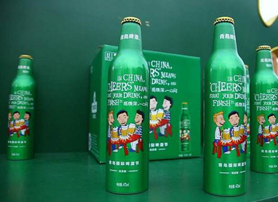 青島啤酒創營收新高,國產啤酒行業已經回暖?
