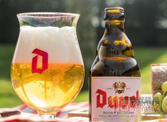 比利时督威啤酒