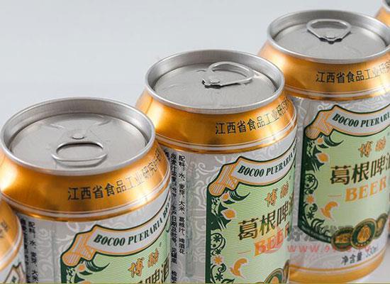 博酷葛根啤酒多少錢一箱?葛根啤酒價格