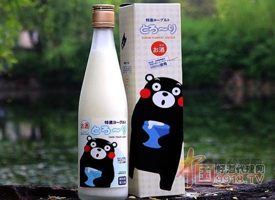 TORORI熊本酸奶酒