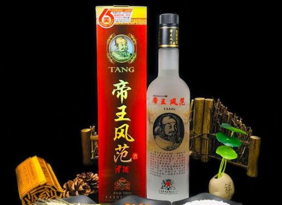 天津津酒帝王风范50度多少钱?天津帝王津酒价格