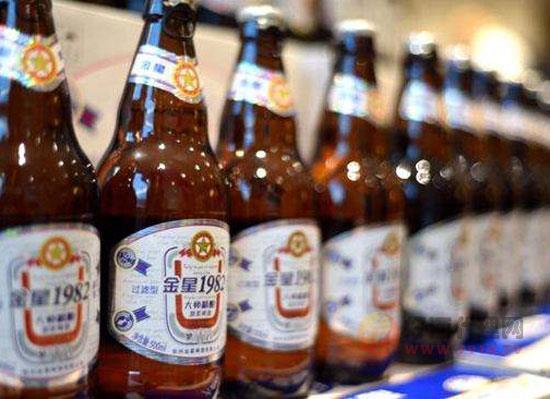 金星1982大師精釀啤酒,適合小白的國產精釀啤酒