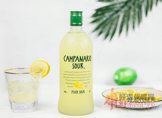 智利柠檬味鸡尾酒