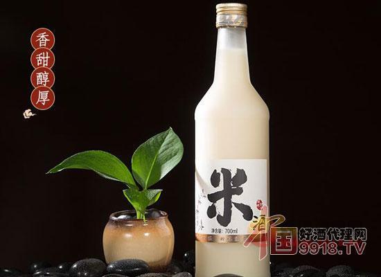 米久牌桂花糯米酒