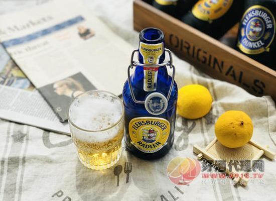弗倫斯堡檸檬果味啤酒