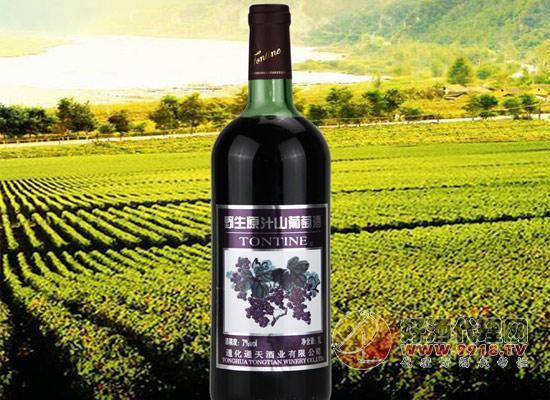 通化原汁葡萄酒