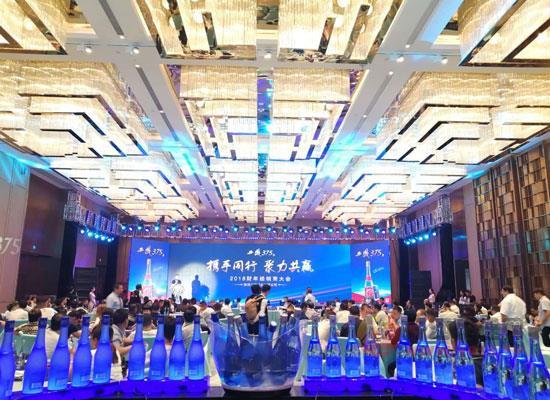 陜西長宇酒業陸紅梅:西鳳375酒業績驕人,自豪但不驕傲!
