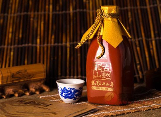 古越龙山4款酒同时提价,为黄酒崛起带来新方向