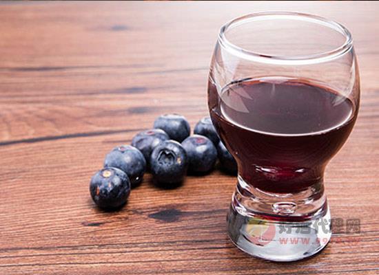 梅乃宿蓝莓起泡酒怎么样,清新蓝莓带给你全新体验