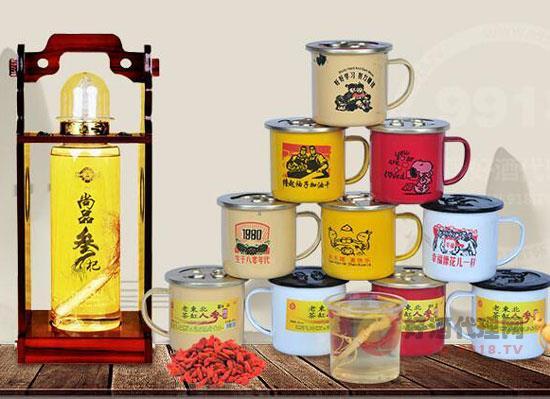 老東北茶缸人參酒怎么樣,適合夏天喝嗎