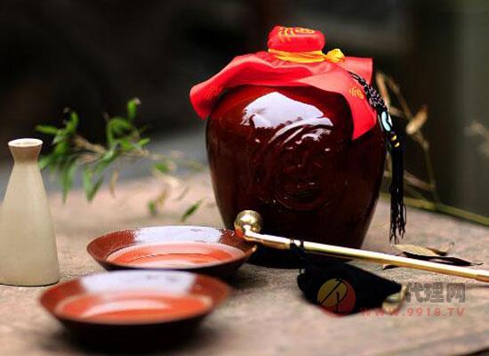 古越龍山三十年花雕酒適合送禮嗎,有哪些優勢