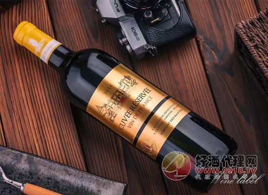乐斯卡干红葡萄酒