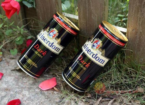 凱撒啤酒多少錢,德國進口凱撒黑啤1升價格