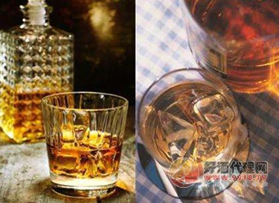 白蘭地與威士忌