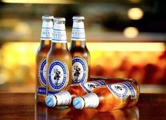 藍妹啤酒多少錢一瓶,夏季就應該來一瓶藍妹