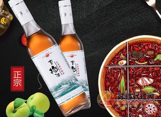 红荔牌青梅果酒
