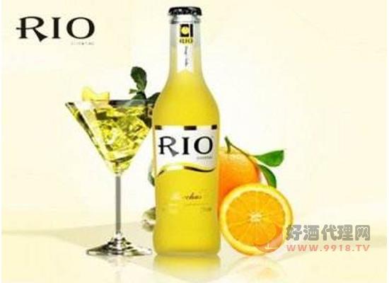 rio雞尾酒橙味多少錢,夏天rio喝燒烤更配哦