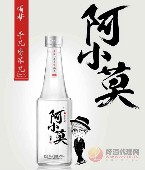 安徽阿小莫酒