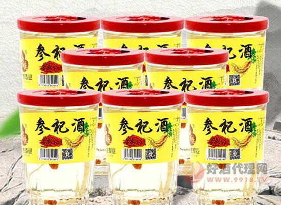 茶缸人参酒多少钱,东北特产大茶缸酒价格