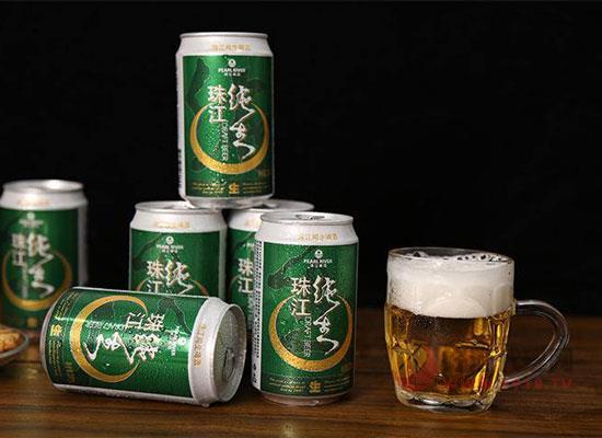 珠江啤酒王志斌:中高端銷量持續提升,不惜成本提高品質