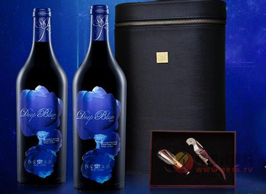 山西怡园酒庄葡萄酒怎么样,怡园深蓝葡萄酒口感如何