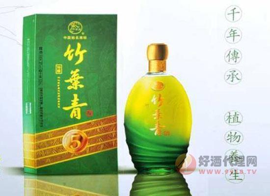 竹叶青酒为什么受欢迎,汾酒竹叶青好在哪