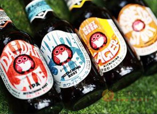 常陆野猫头鹰啤酒多少钱,四种风格任你挑选