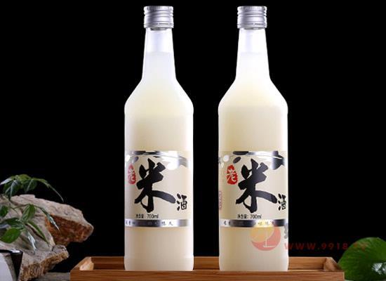 江蘇米久老米酒怎么樣,它的特色有哪些
