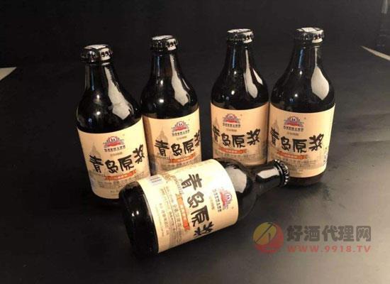 青島德曼啤酒多錢一瓶,青島德曼啤酒價格