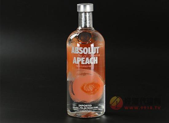 絕對伏特加水蜜桃味好喝嗎,帶你重回少女時代