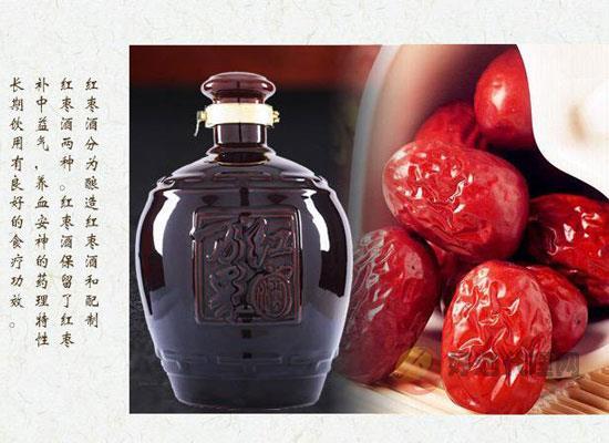 棗酒如何釀制,金絲棗酒的簡單制作方法