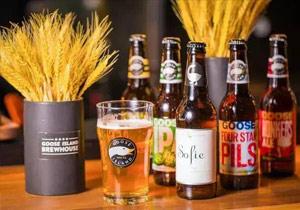 精酿啤酒品牌