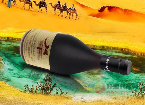 驼铃葡萄酒多少钱,驼铃风干甜红葡萄酒750ml价格