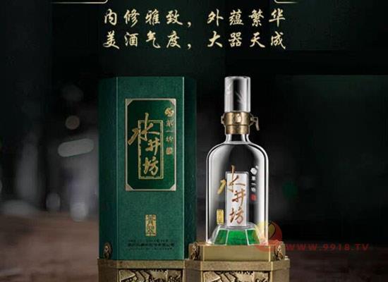 水井坊酒價格貴嗎,水井坊菁翠白酒500ml價格