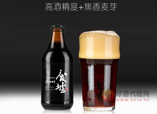 废墟啤酒多少钱一瓶,国产废墟精酿啤酒价格