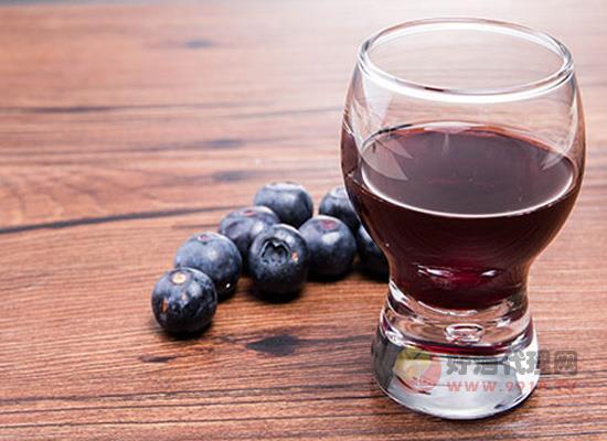 蓝莓酒怎么做,正宗蓝莓酒的做法