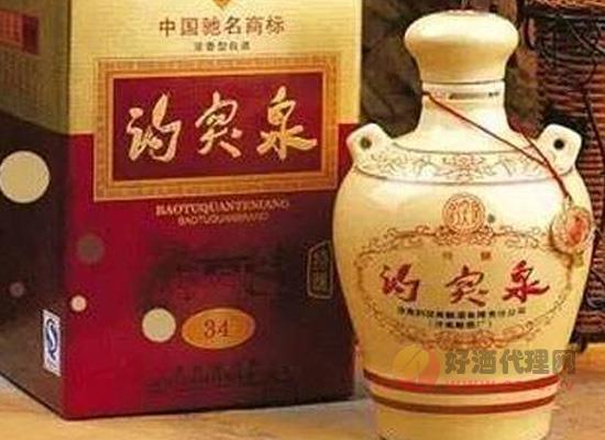 济南趵突泉酒怎么样,适合代理吗