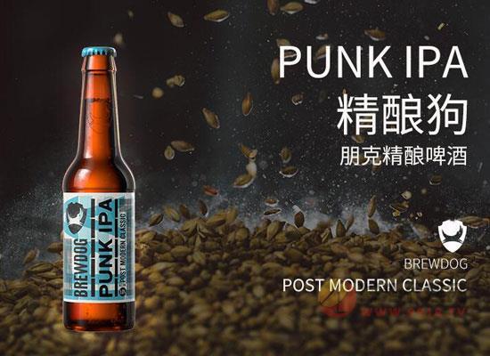 酿酒狗朋克啤酒好喝吗,酿造好多长时间饮用更好