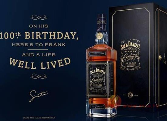 杰克丹尼威士忌多少钱,杰克丹尼酷狱威士忌700ml价格
