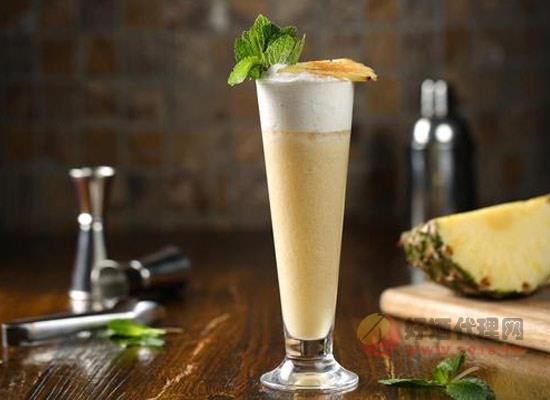 椰林飘香鸡尾酒怎么样,这款酒的制作方法有哪些