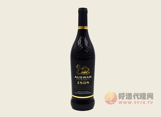 天鹅庄红酒多少钱一瓶,天鹅庄红酒1838价格查询