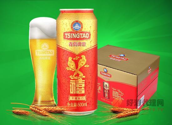 青島啤酒禧罐多少錢一箱 禧罐啤酒貴嗎