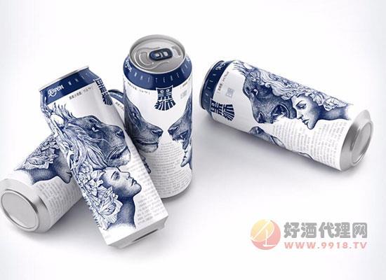 華潤雪花黑獅啤酒多少錢一瓶,華潤黑獅白啤價格