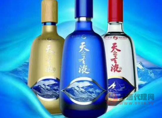 瀘州老窖天之圣液酒如何加盟,天之圣液白酒加盟流程