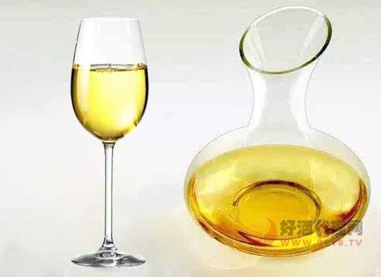白葡萄酒怎么醒酒,白葡萄酒醒酒溫度和方法